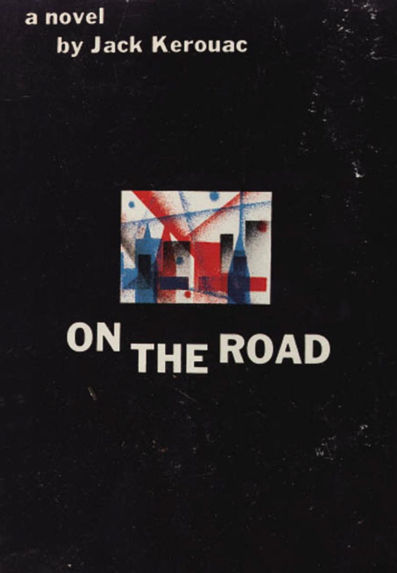 Marilyn Monroe's copy of On The Road by Jack Kerouac